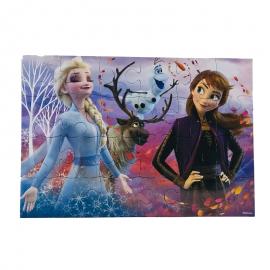 Puzzle 24 Piese + Bonus Frozen 2 [4]