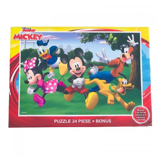 Puzzle 24 Piese + Bonus Mickey [0]