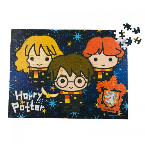 Puzzle 300 Piese Harry Potter - Prieteni 45x60 Cm [1]