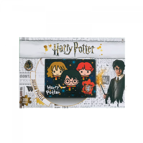 Puzzle 300 Piese Harry Potter - Prieteni 45x60 Cm [0]
