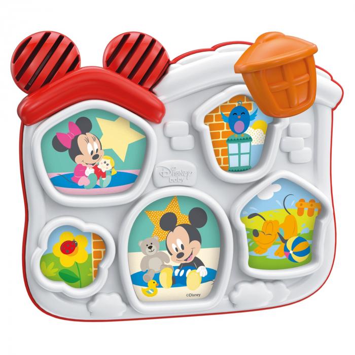 Puzzle Interactiv Disney Baby [1]