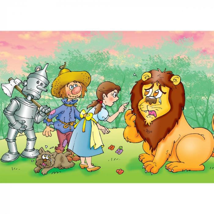 Puzzle Noriel 100 De Piese - Vrajitorul Din Oz 1