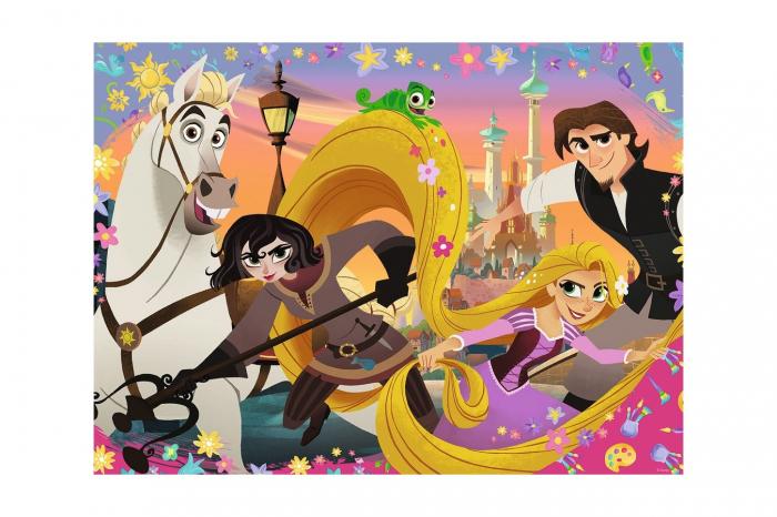 Puzzle Rapunzel, 100 Piese 1