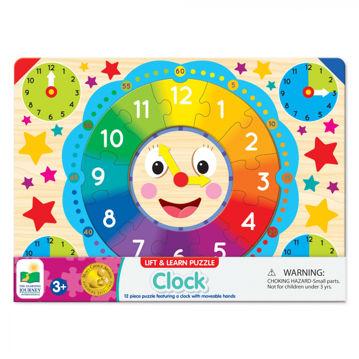 Puzzle - Sa Invatam Ceasul [0]