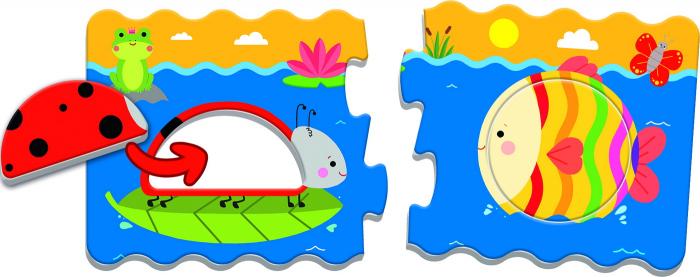 Puzzle Trefl Baby Clasic, Sorteaza Formele [4]
