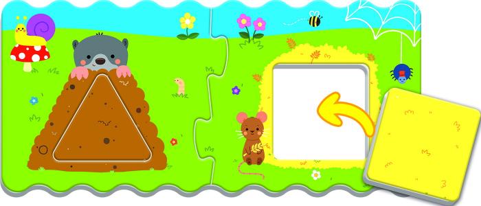 Puzzle Trefl Baby Clasic, Sorteaza Formele [3]