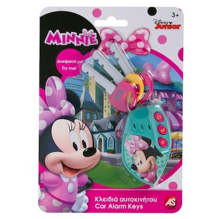 Chei cu alarma Minnie Mouse [1]