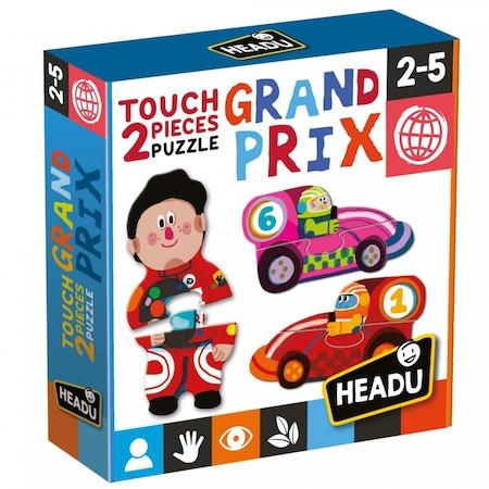 Puzzle tactil marele premiu 0
