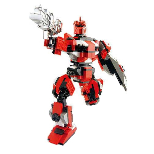 Set De Constructie Sluban – Robot Hephaestus 0