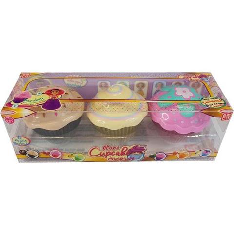Set 3 papusi mini cupcake [3]