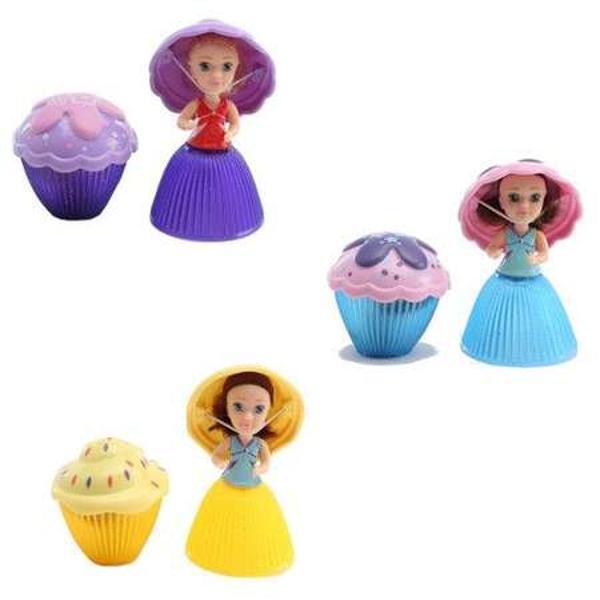Set 3 papusi mini cupcake [0]