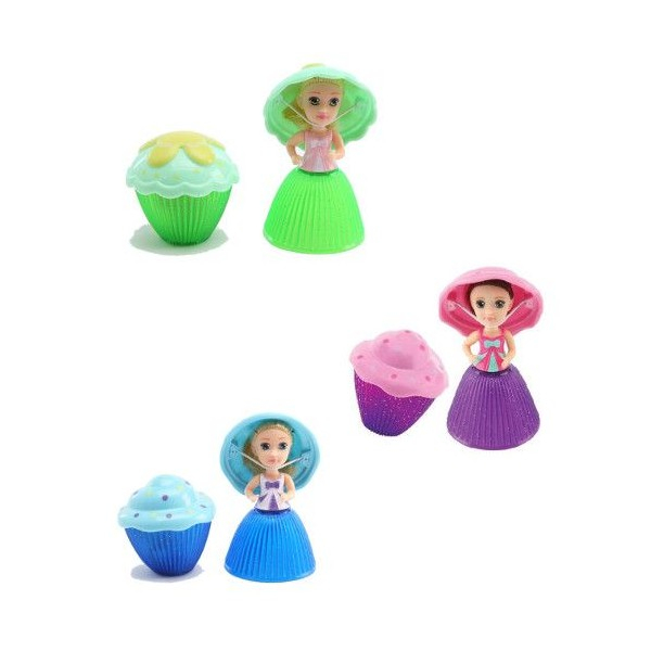 Set 3 papusi mini cupcake [1]