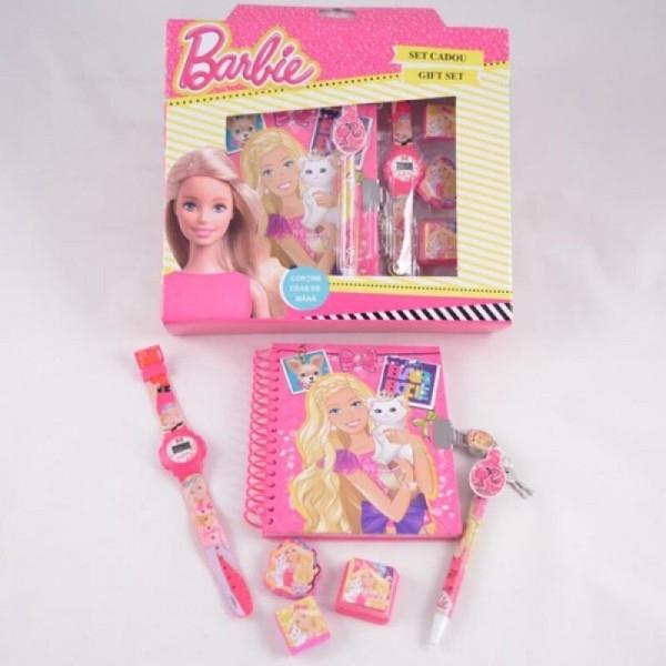 Set Cadou Cu Ceas Barbie [1]