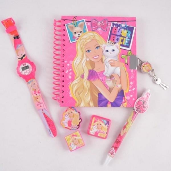 Set Cadou Cu Ceas Barbie [2]
