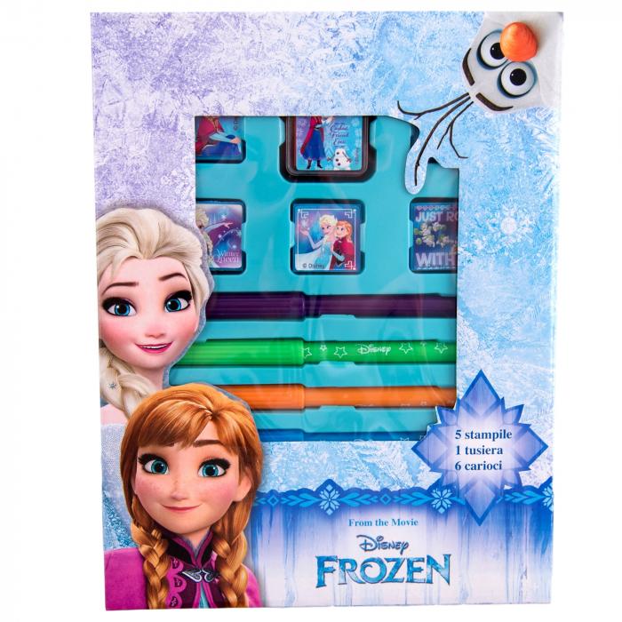 Set Carioci Si Stampile Frozen 0