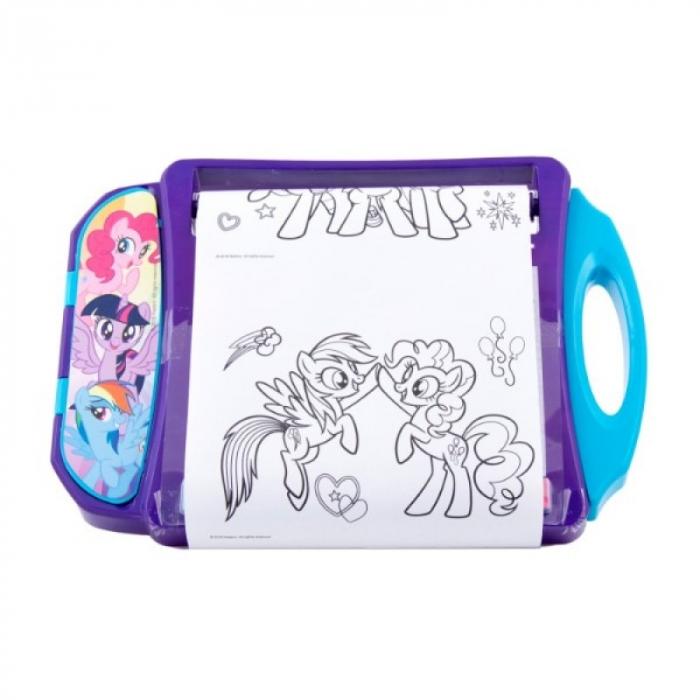 Set de colorat portabil My Little Pony [1]