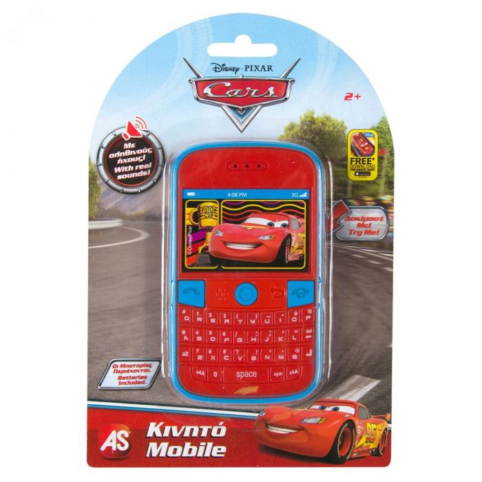 Telefon mobil Cars [1]