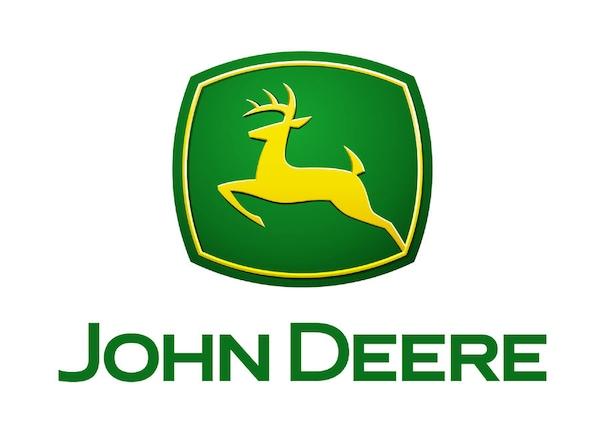 Tractoraș Cu Forme Și Cifre - John Deere 4