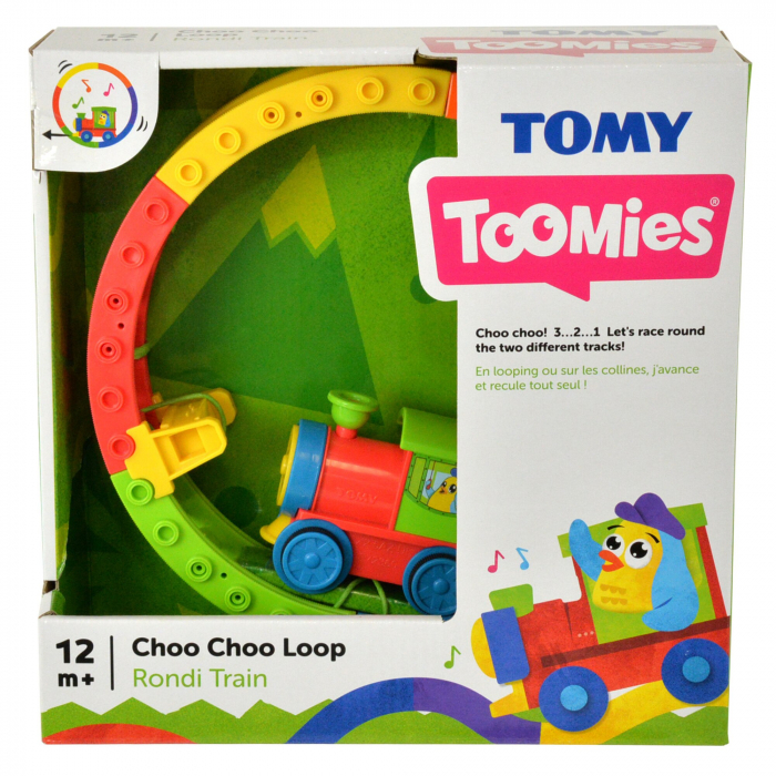 Jucarie Tomy- Trenuletul Choo Choo 2