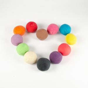 Plastilină naturală - pachet 2 culori la alegere1