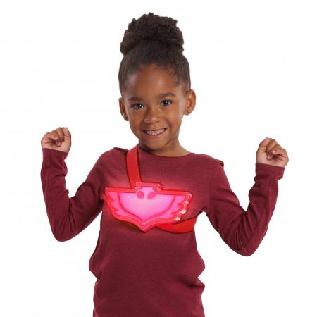 Amuleta Bufnita cu lumini si sunete1
