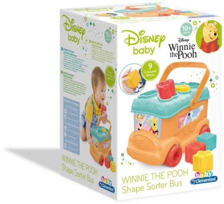 Autobuz de sortat forme Winnie1