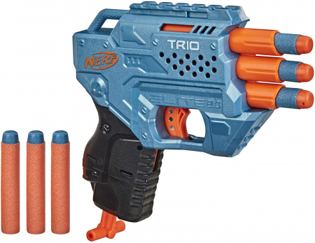 Blaster Nerf Elite 2.0 - Trio TD-3 [1]