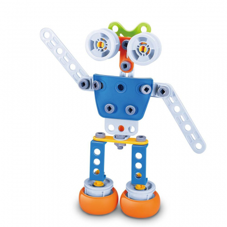 Set de constructie Robotul, 59 piese5