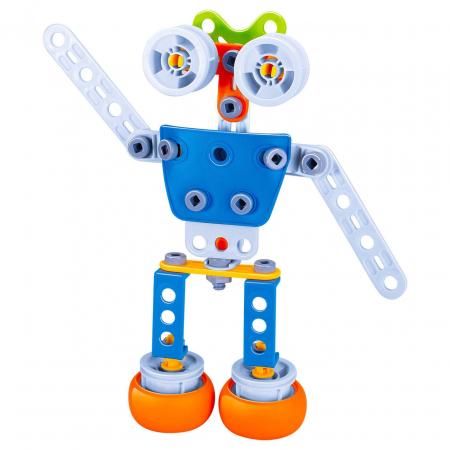 Set de constructie Robotul, 59 piese0