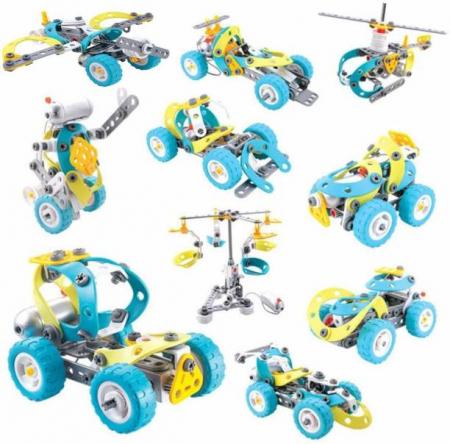 Set de constructie 5 in 1 motorizat [10]