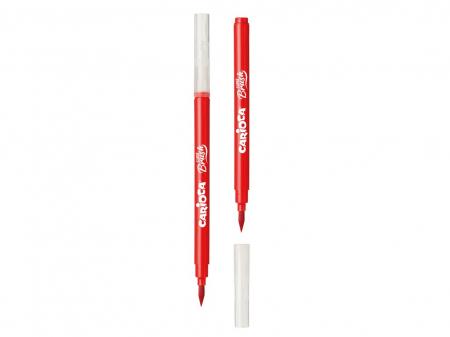 Carioci cu varf de pensula, Carioca Super Brush 10 buc / cutie [3]