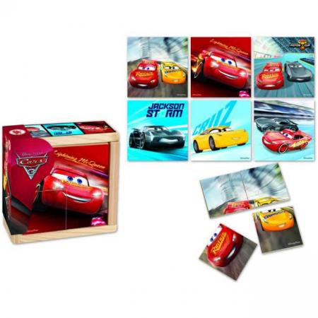 Cars 3- Puzzle in cutie