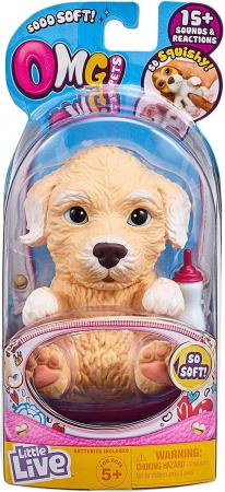 Catelus Interactiv OMG Pets - Yorkie Yorkshire Terrier0