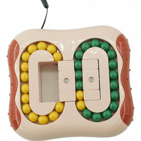Fidget Toy- Cub Magic Bean interactiv rosu [1]