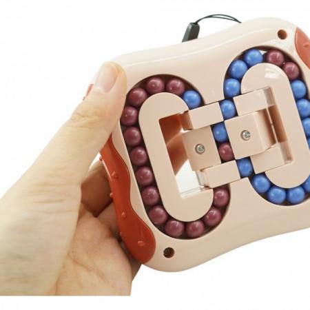 Fidget Toy- Cub Magic Bean interactiv rosu [0]