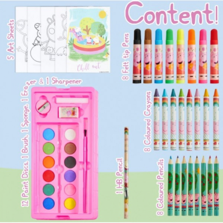 Set Pictura 41 Piese Peppa Pig [1]