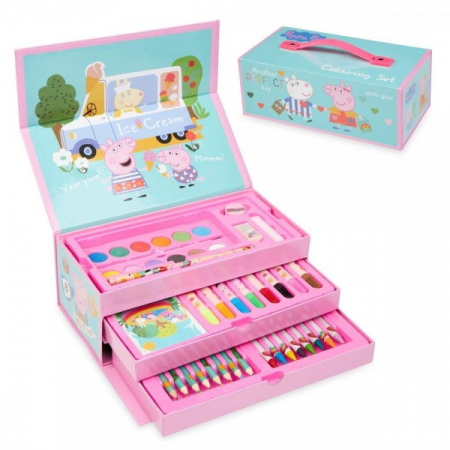 Set Pictura 41 Piese Peppa Pig [0]