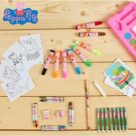 Set Pictura 41 Piese Peppa Pig [2]