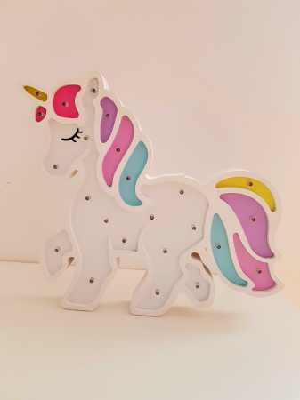 decoratiune unicorn cu luminite [1]
