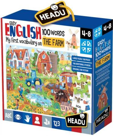 Engleza nivel simplu- 100 cuvinte Ferma [0]