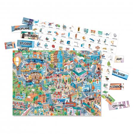 Engleza nivel simplu- 100 cuvinte Orasul [1]