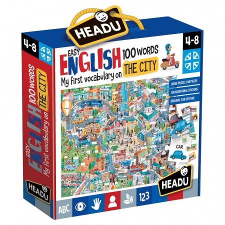 Engleza nivel simplu- 100 cuvinte Orasul [0]