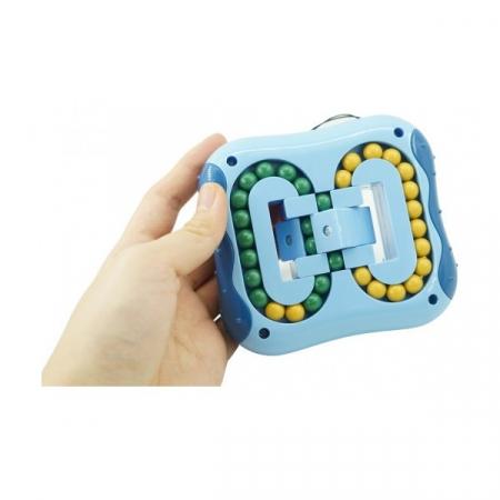 Fidget Toy- Cub Magic Bean interactiv albastru [0]