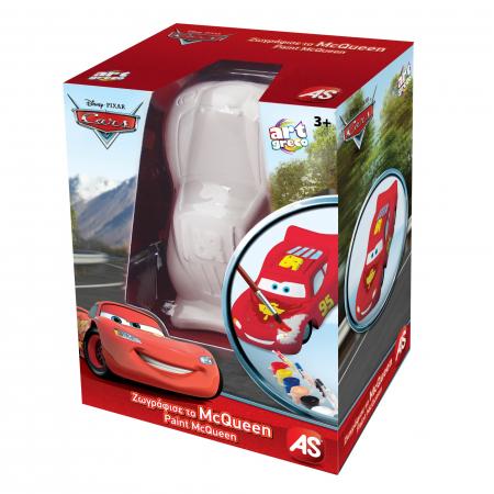 Figurina De Pictat 3D Fulger McQueen Cars [0]