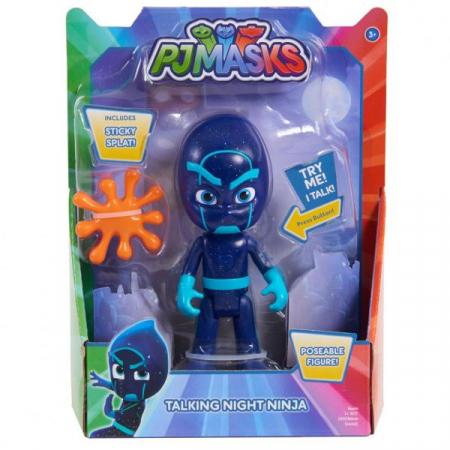 Figurina luminoasa si interactiva Ninja [0]