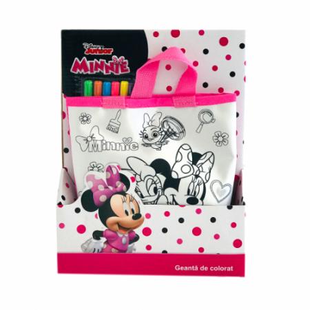 Geanta de colorat Minnie [0]