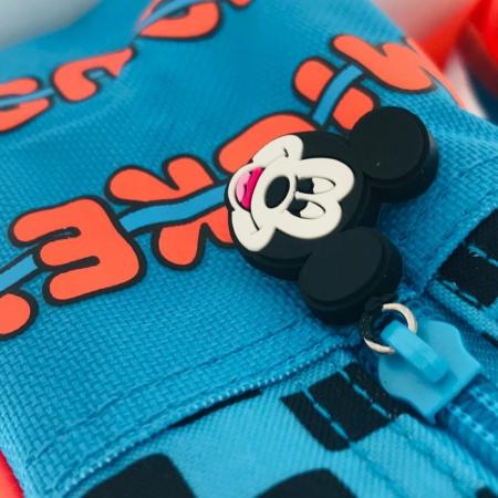 Ghiozdan Gradinita 12,5'' 3D Mickey [3]