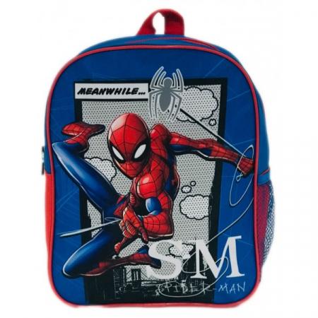 "Ghiozdan 12"" Gradinita Spider Man [0]"