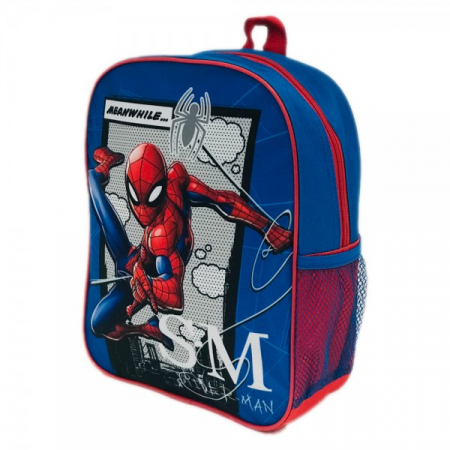 "Ghiozdan 12"" Gradinita Spider Man [1]"