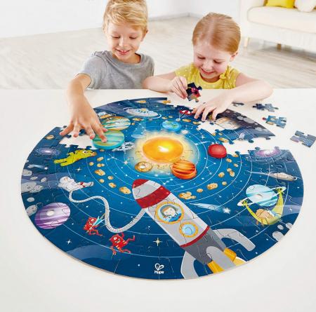 Hape Puzzle sistemul solar [2]